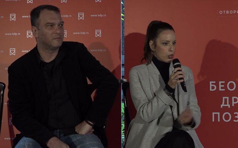 Beogradsko dramsko pozorište - konferencija