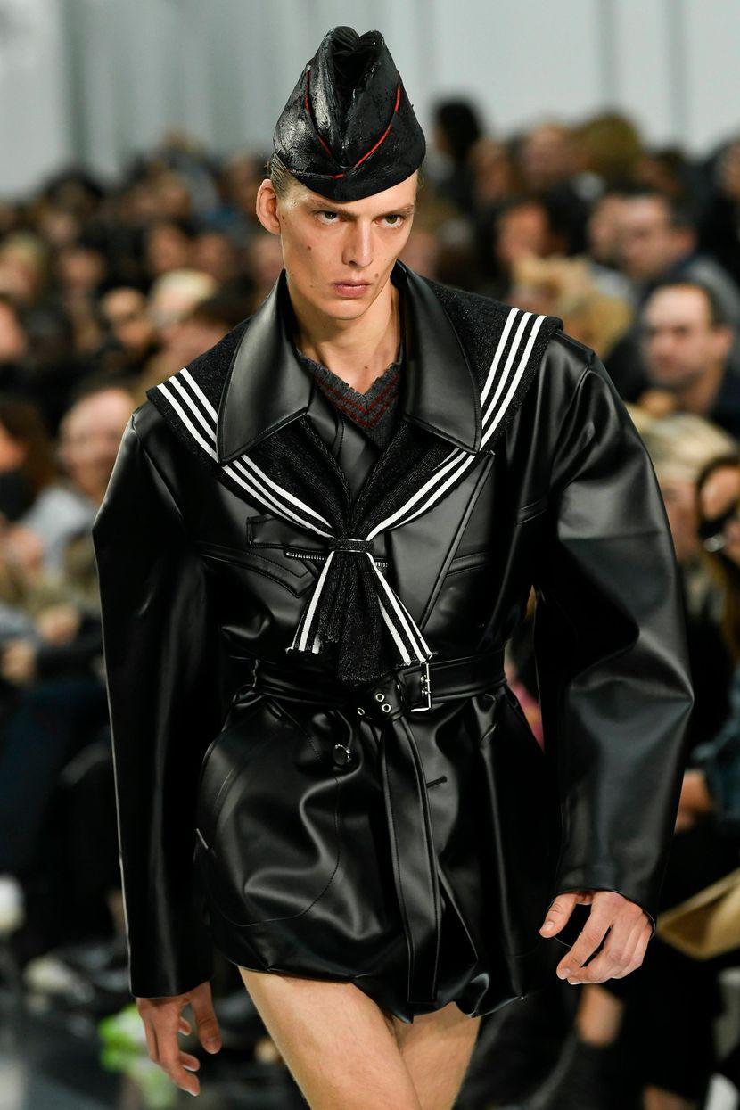 Pariz, moda, fashion week, model