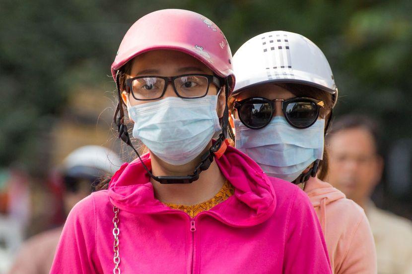 hiruške maske azija