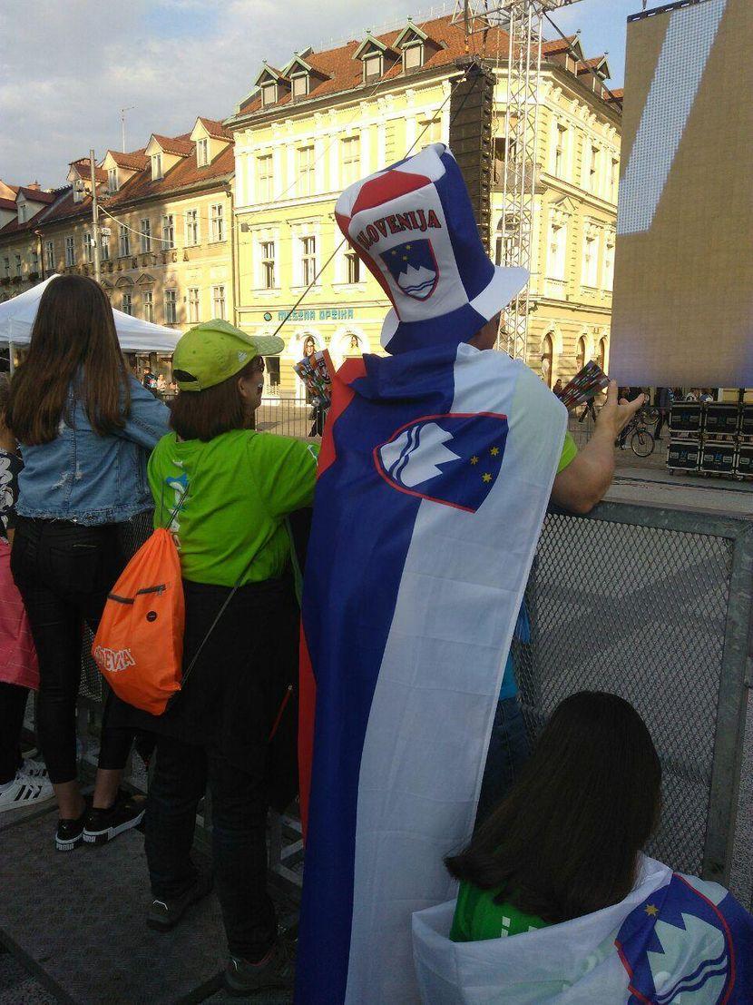 Navijači Slovenije
