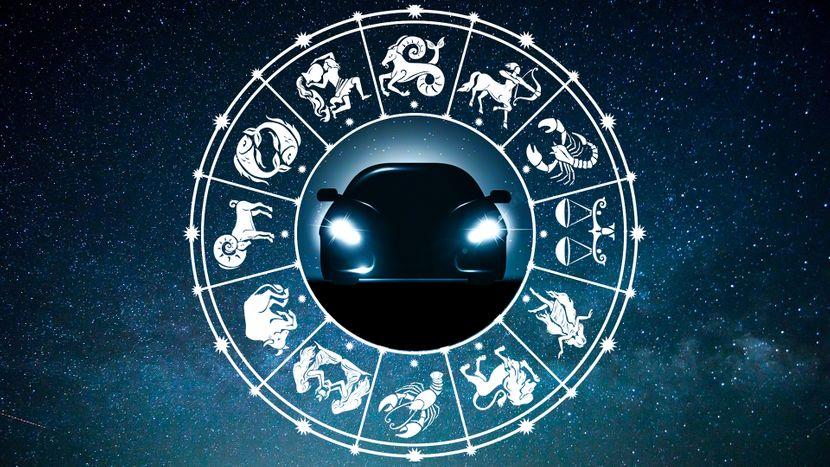 Tipovi vozača prema horoskopskom znaku