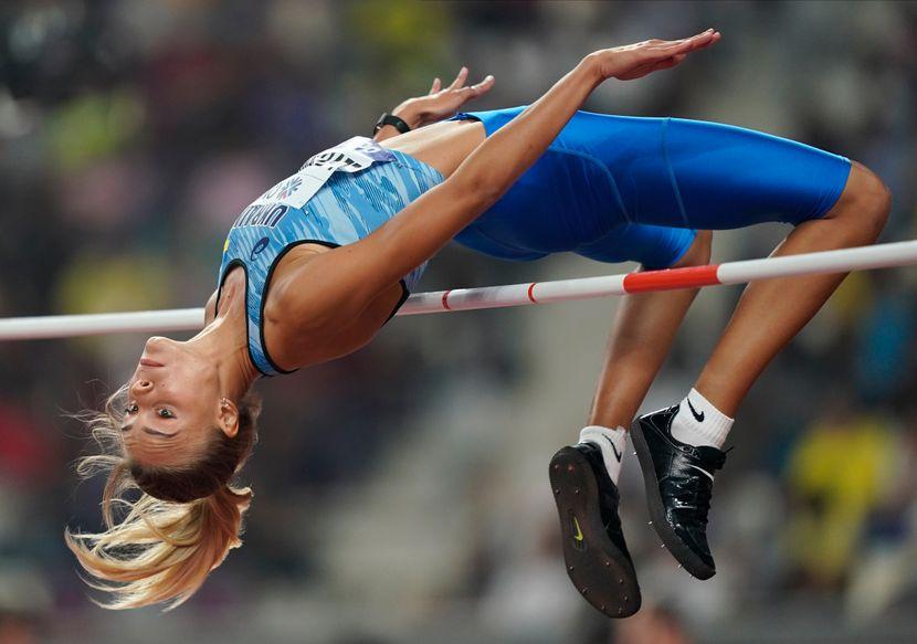 Julija Levčenko, Doha 2019