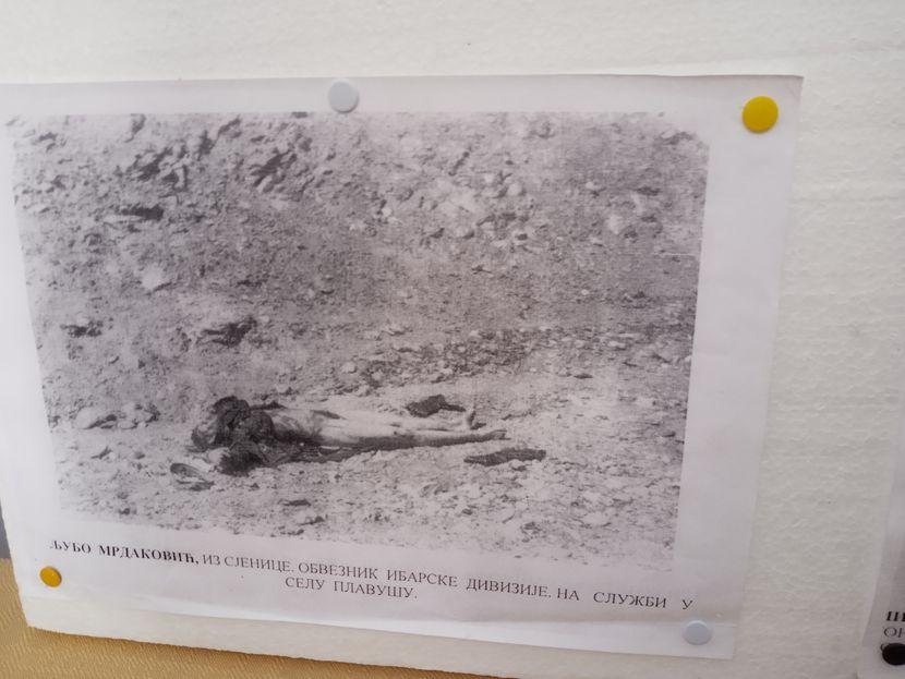 Valandovski pokolj iz 1915. Crkva je spomen kosturnica,