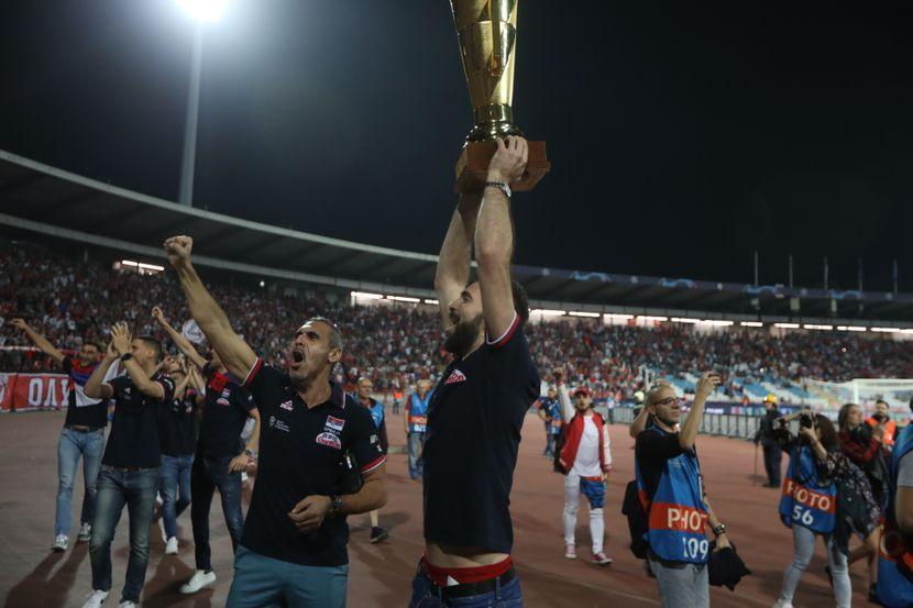 FK Crvena zvezda - FK Olimpijakos