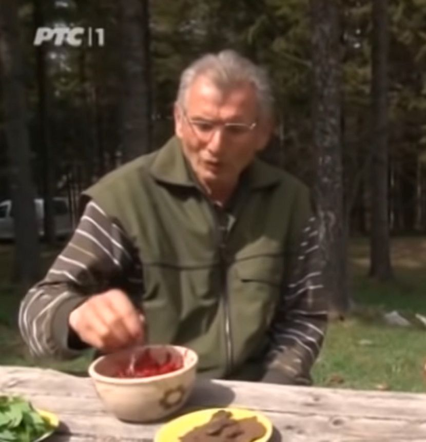 Čiča Pero sa Bobije, Milojko Mićić