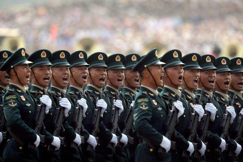 Kina oružje Dongfeng-41  DF-41 ballistic missiles