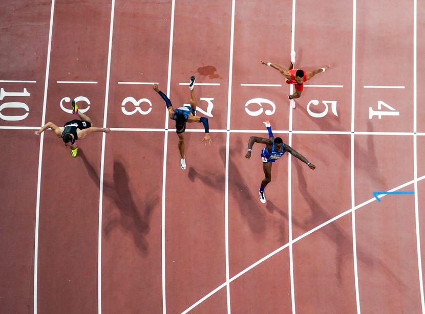 110 metara prepone finale, Doha 2019