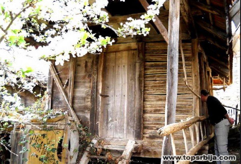 najstarija kuća, jug Srbije