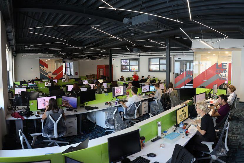 Redakcija portala Telegraf.rs