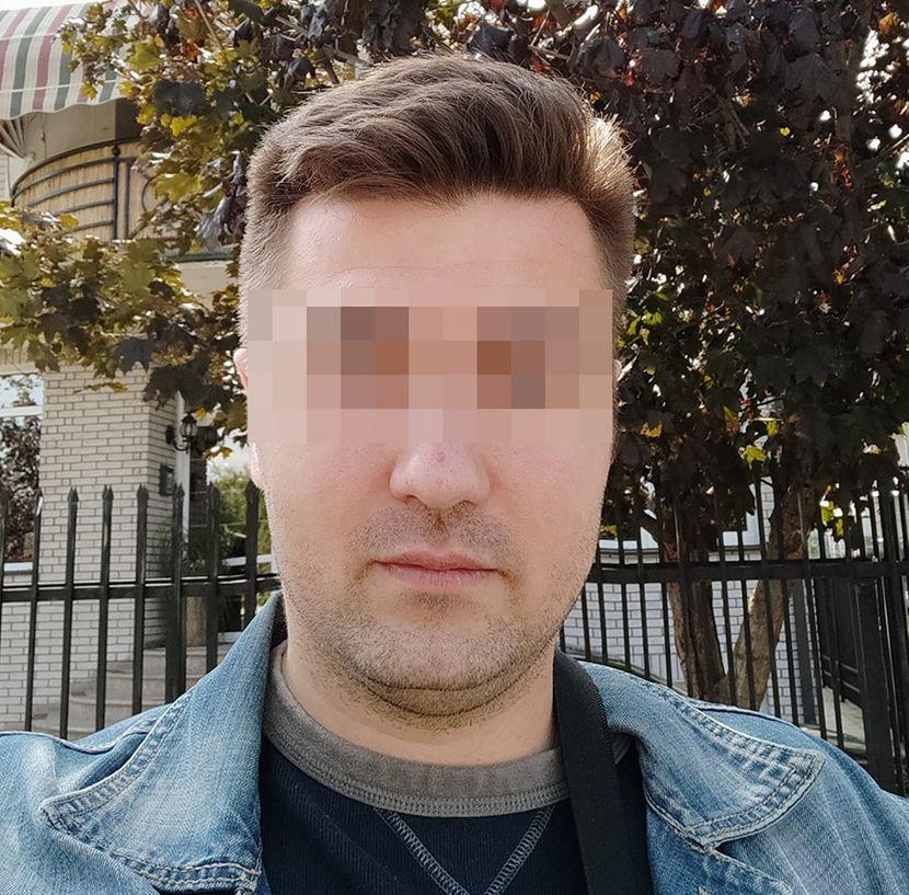 Srdjan Teofilovic, nastavnik iz Jagodine osumnjičen za polno uznemiravanje učenica
