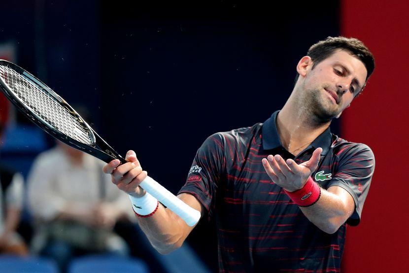 Novak Đoković, ATP Tokio