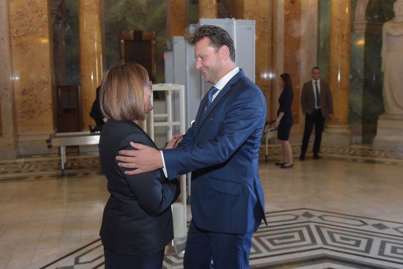 Vondracek i Gojković Tanjug