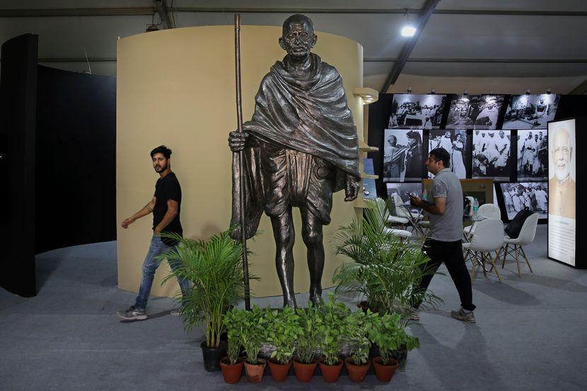 Mahatma Gandi Indija