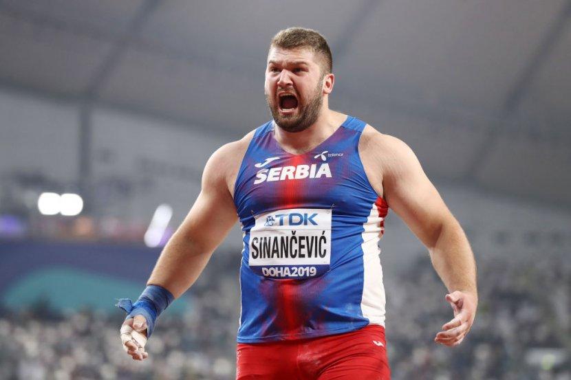Armin Sinančević, Doha 2019