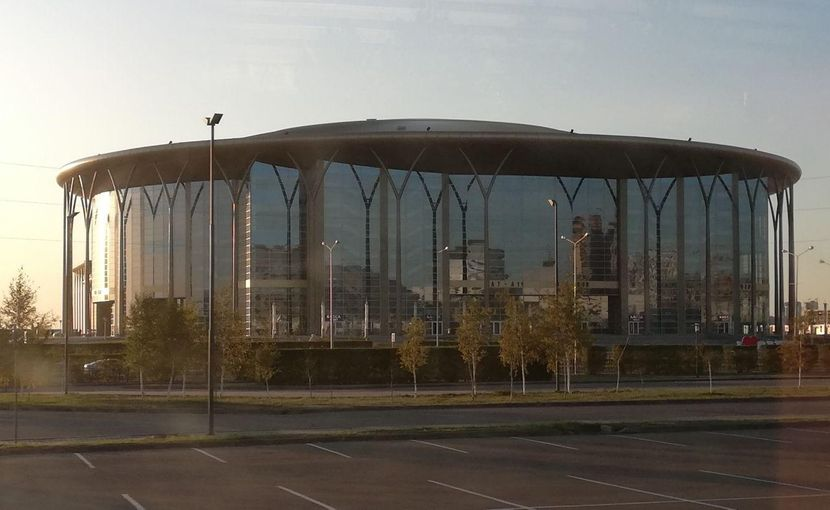 FK Astana stadion