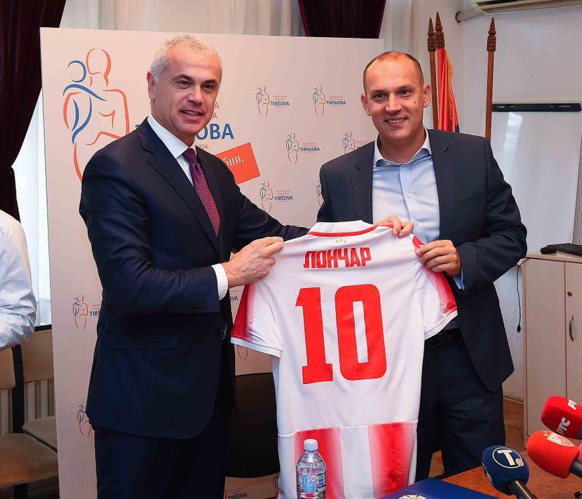 Zvezda pomogla Dečjoj klinici u Tiršovoj, FK Crvena zvezda