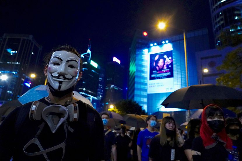 Hongkong maska