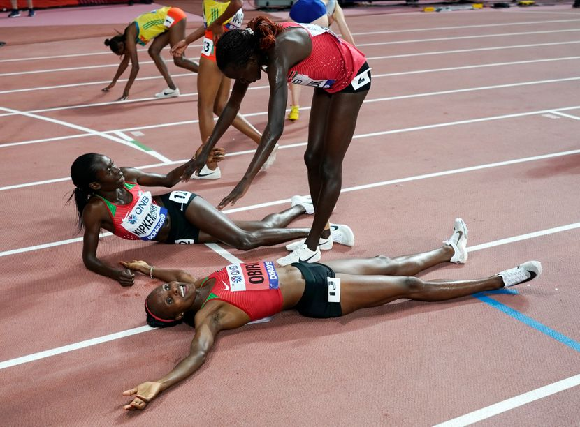 5000 metara, Doha 2019