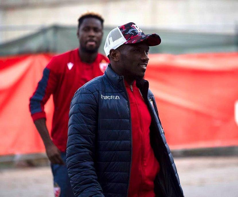 El Fardu Ben, FK Crvena zvezda