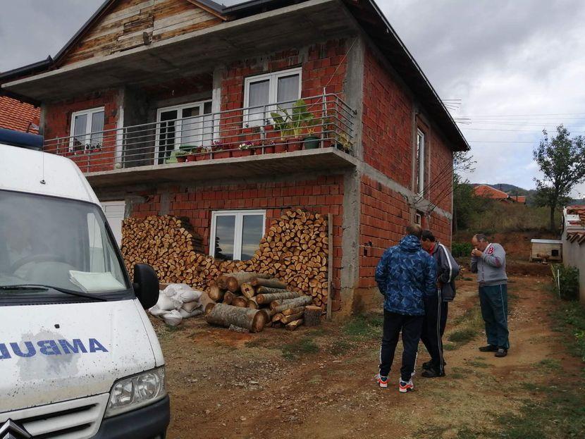 Porodica i kuca ubijenog lovca iz Vranja