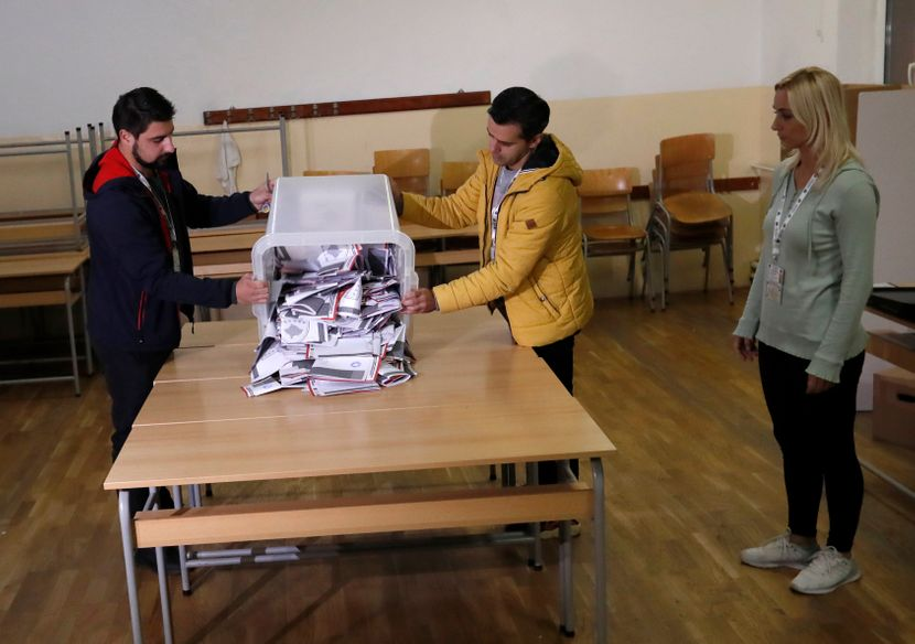 Kosovo izbori glasanje