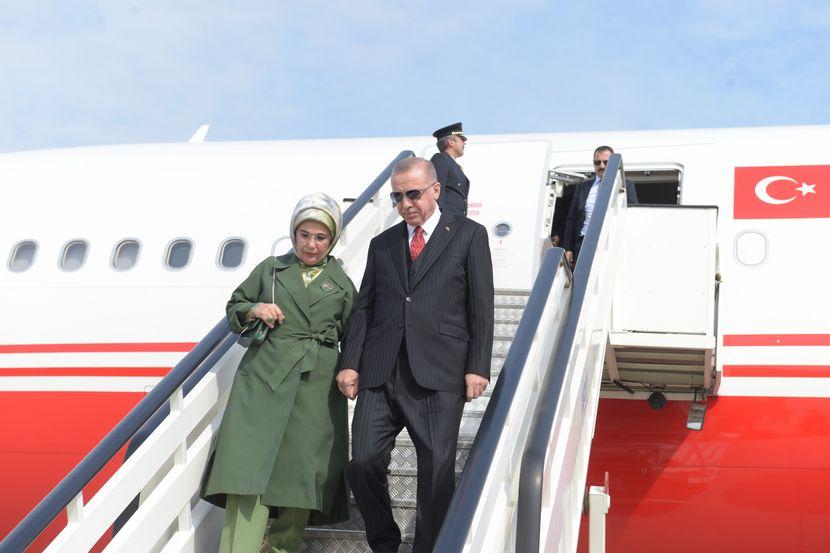Redzep Tajip Erdogan, Aleksandar Vucic