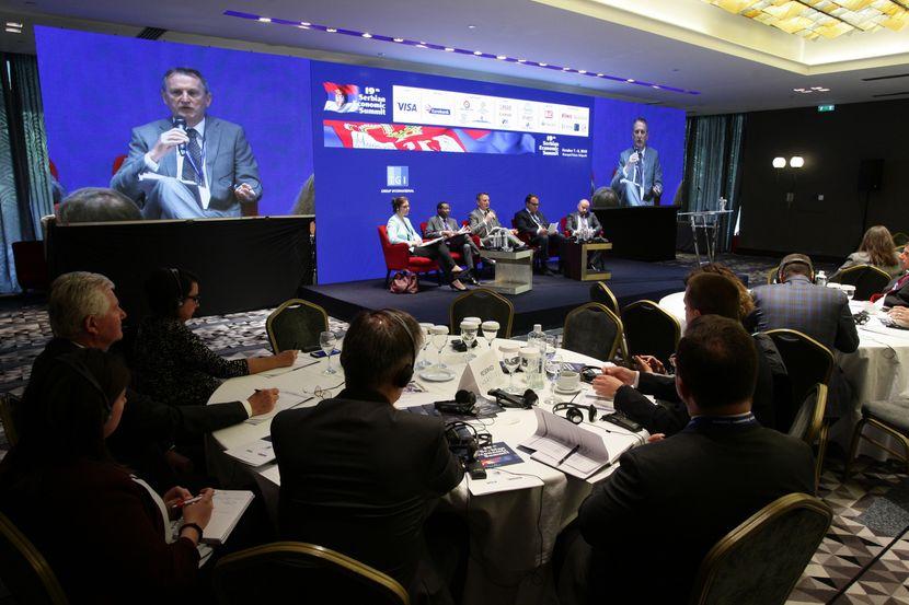 Ekonomski samit Srbije