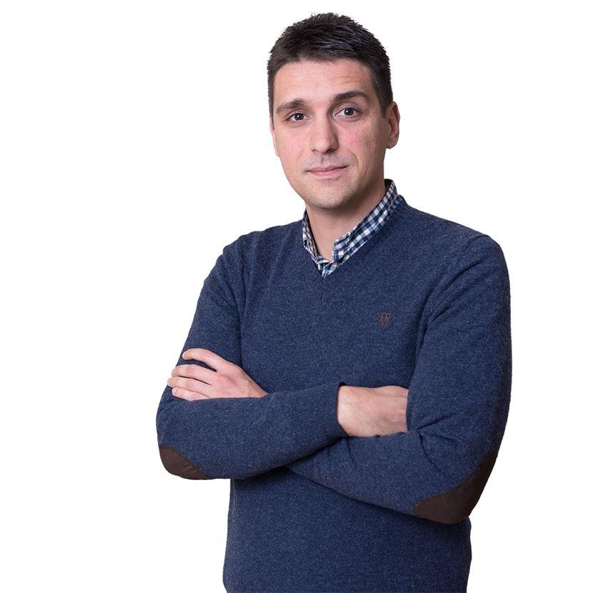 Marko Gačić, menadžer za razvoj poslovanja kompanije IT4biz
