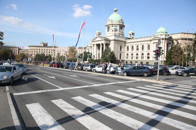 Štrajk taksista