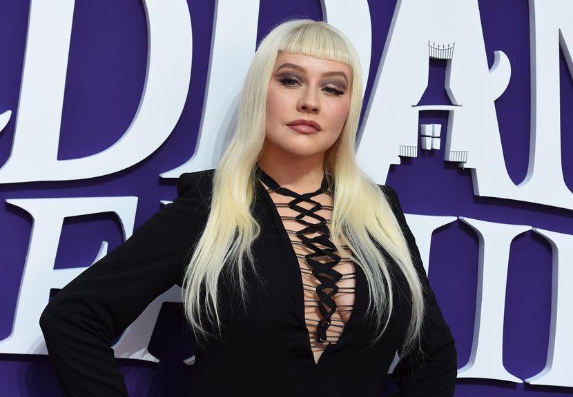 Christina Aguilera, Krisina Agilera