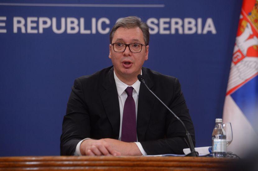 Aleksandar Vučić, Redžep Tajip Erdogan