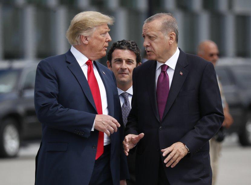 Tramp i Erdogan