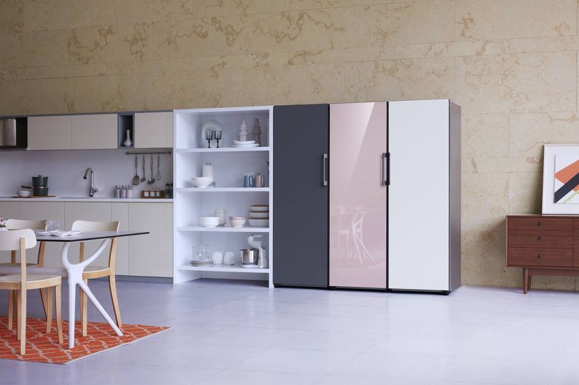 BESPOKE fridge