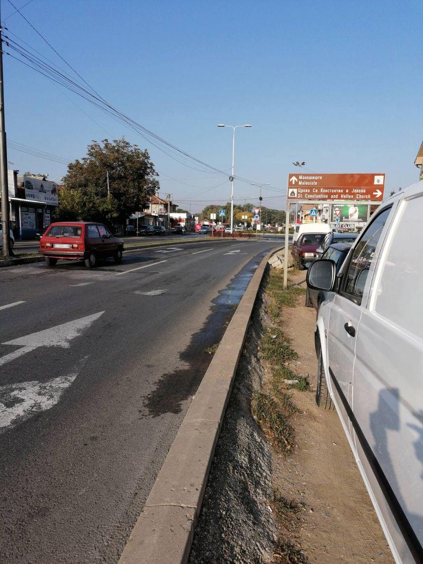 Nesreca u Nisu, poginuo inspektor