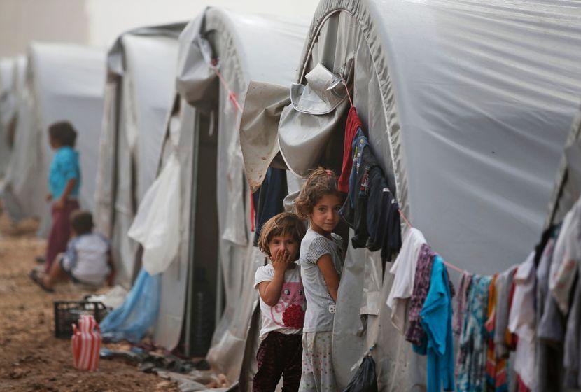 Izbeglice Sirija