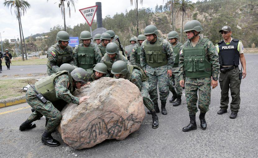 Protesti Ekvador
