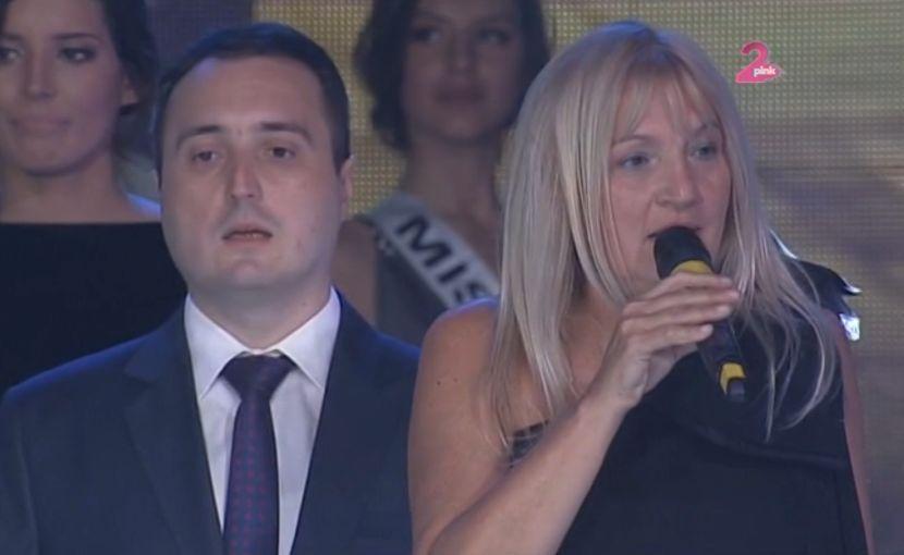 Vesna Jugović, Vesna de Vinča, Izbor za Mis Srbije, Mis Srbije