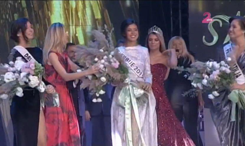 Mis Srbije, Izbor za Mis Srbije, Andrijana Savić