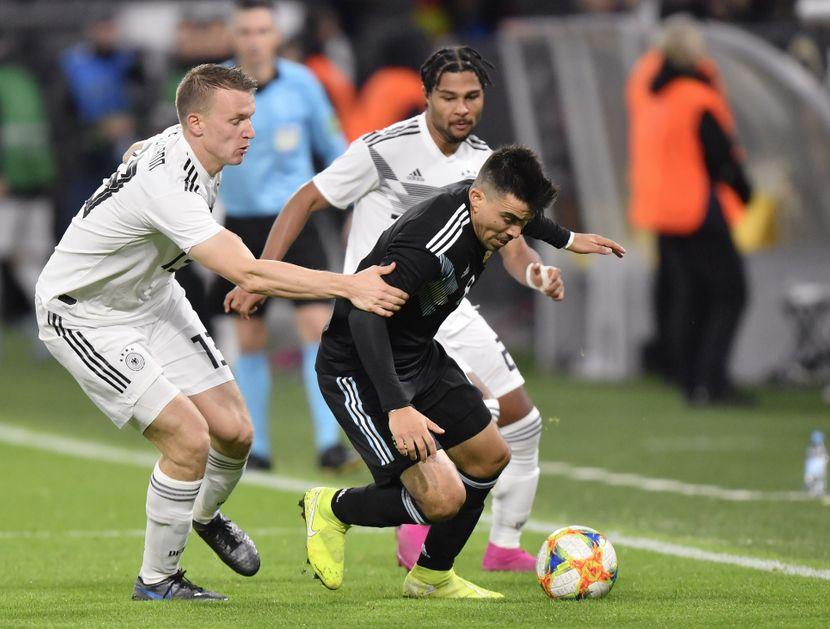 Nemačka - Argentina