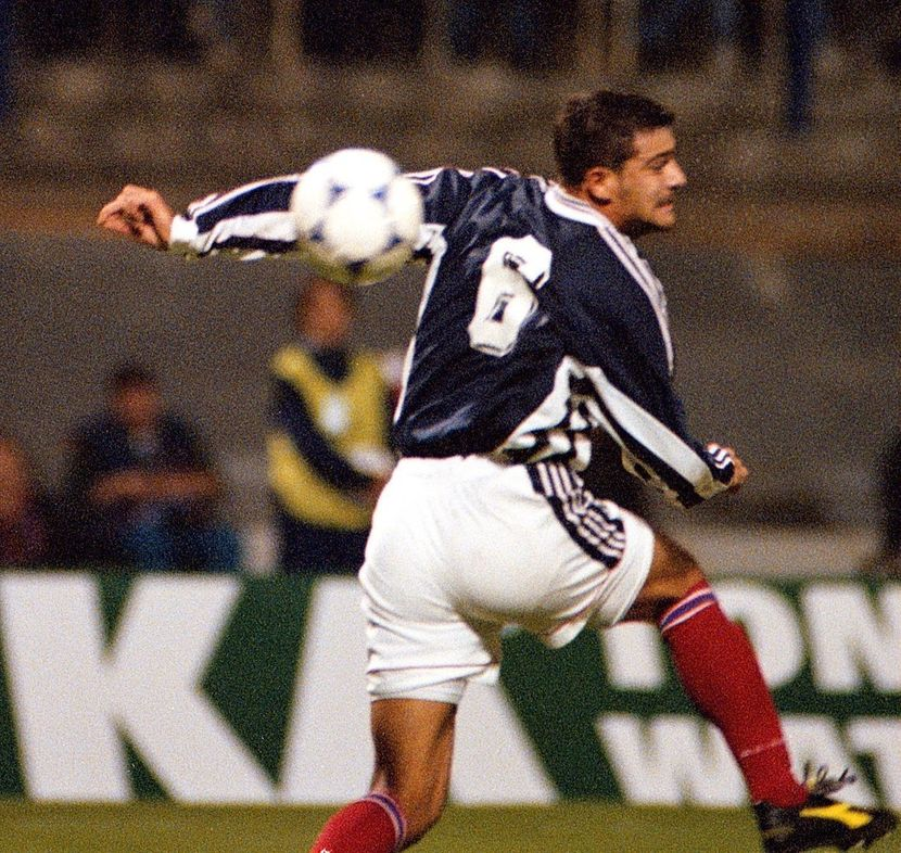 Dejan Stanković, Maksimir 1999