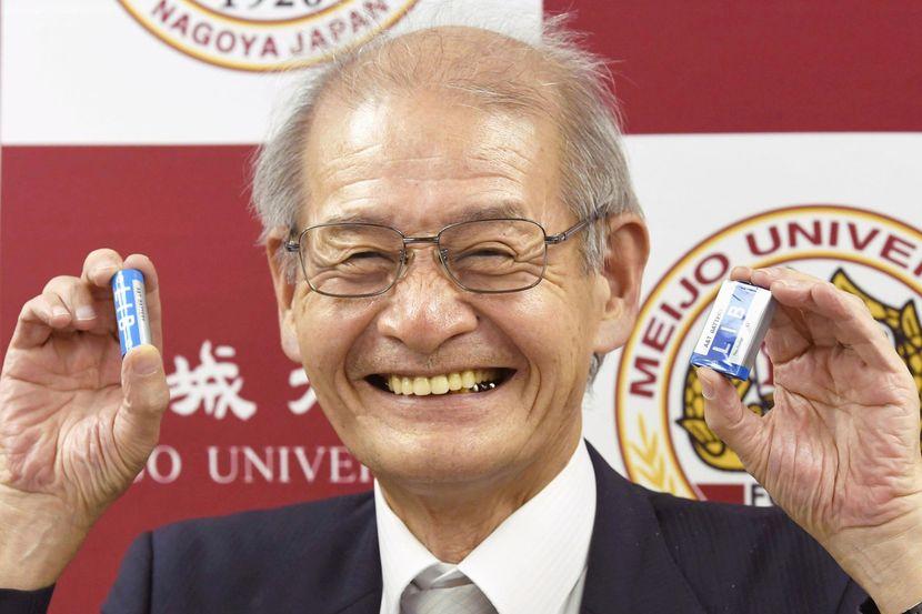 Akira Jošino Nobel