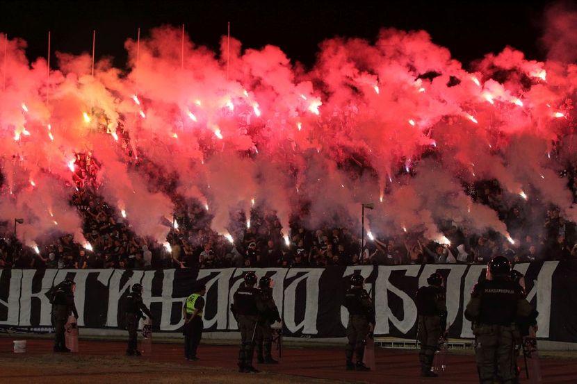 FK Partizan, Grobari