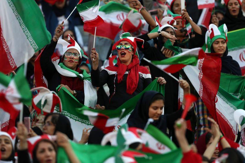 Fudbalska reprezentacija Irana