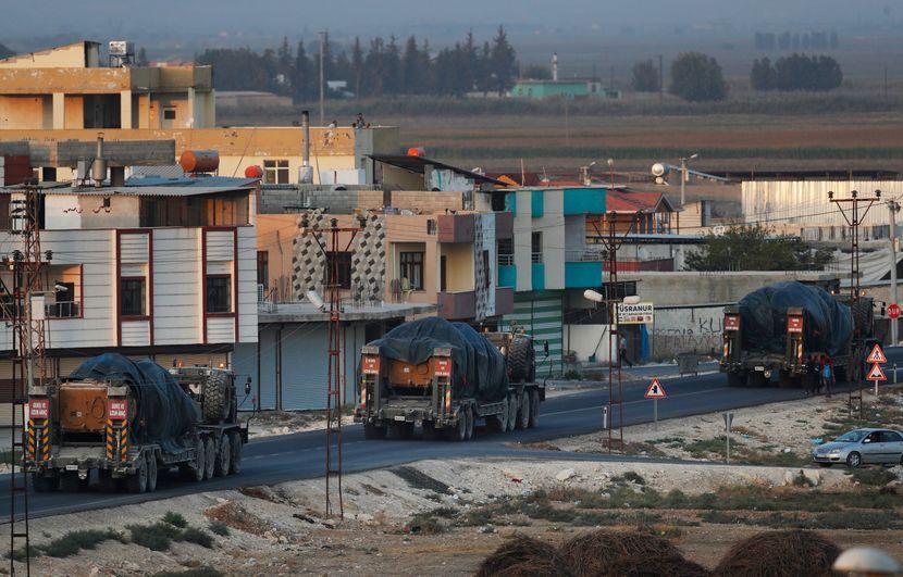 Turska vojska, Sirija