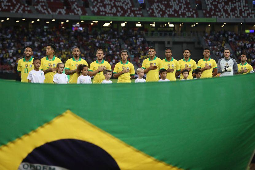 Brazil - Senegal