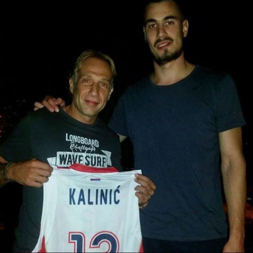 Milan Kalinić, Nikola Kalinić