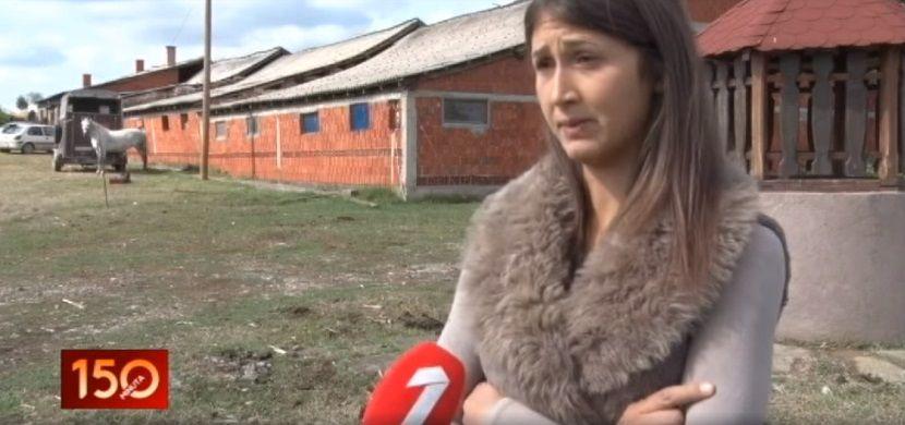 Jelena Živković, selo Šume kod Topole