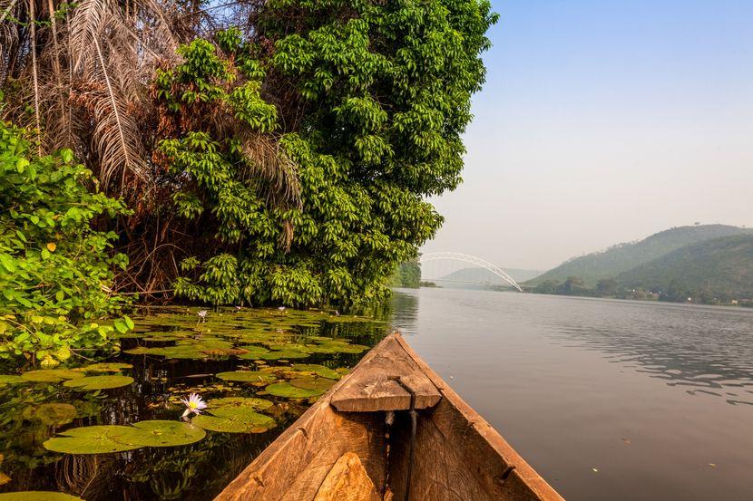 Reka Volta, Gana