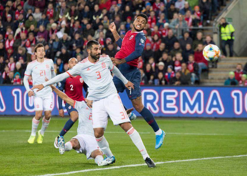 UEFA Euro 2020 Soccer Spain Norway