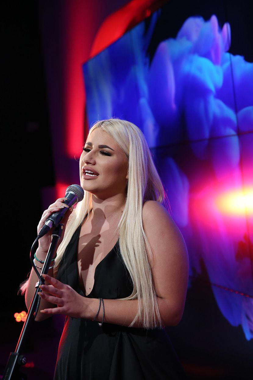Ruža Rupić, pevačica